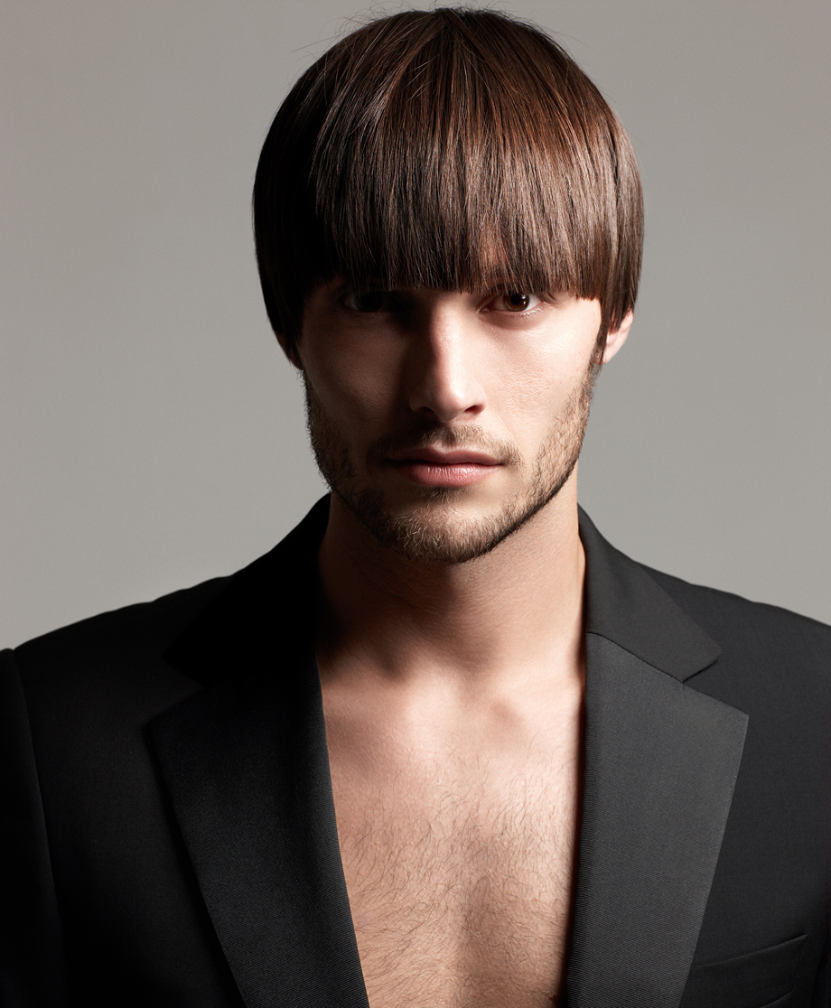 coiffure homme style anglais
