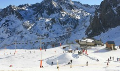 Des pistes de toutes catégories dans le domaine skiable pyrénées