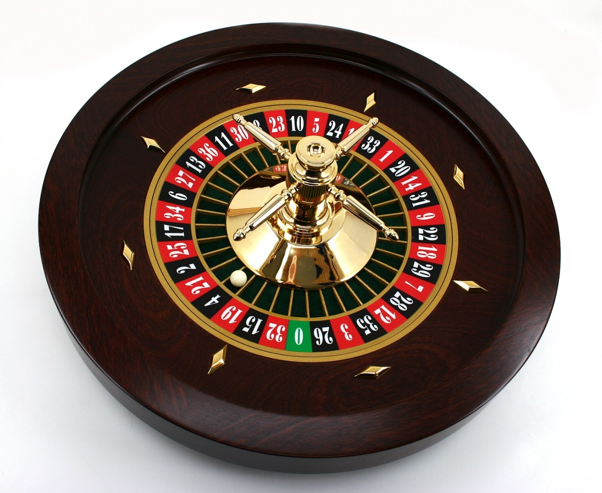 Roulette Gerade