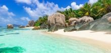 Plus belle plage du monde, j'y emmène ma chérie