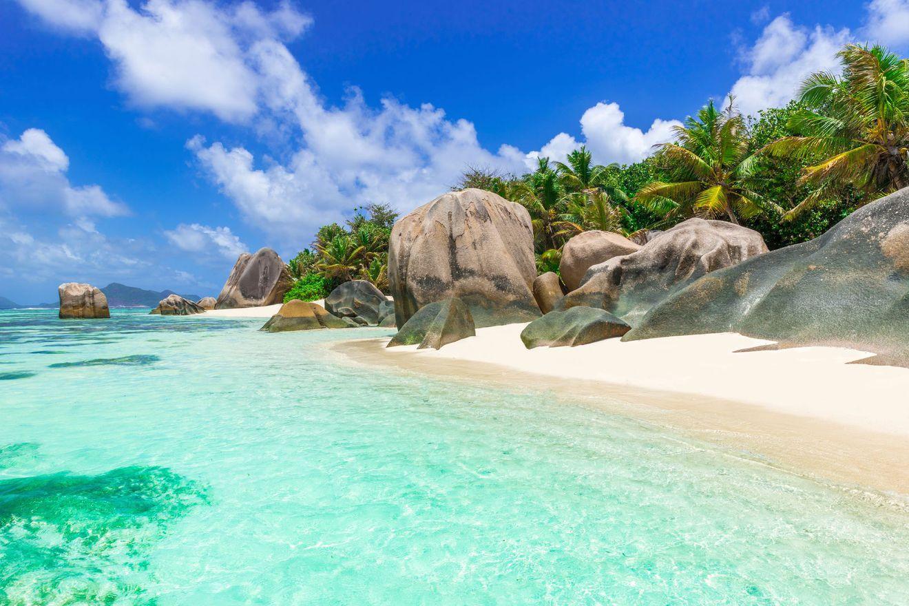Plus belle plage du monde pour cet t for Les plus belles douches