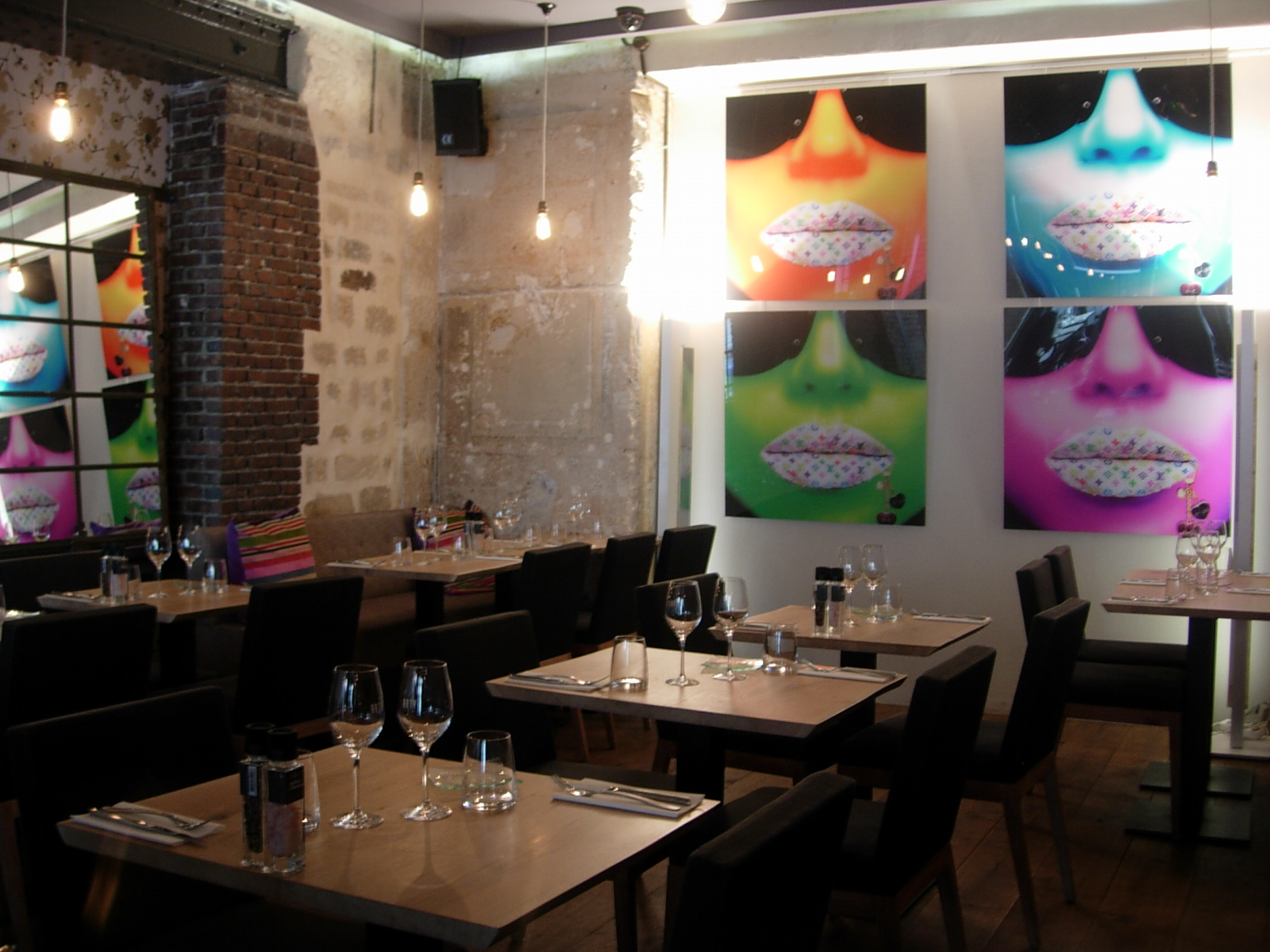 Restaurant branché paris