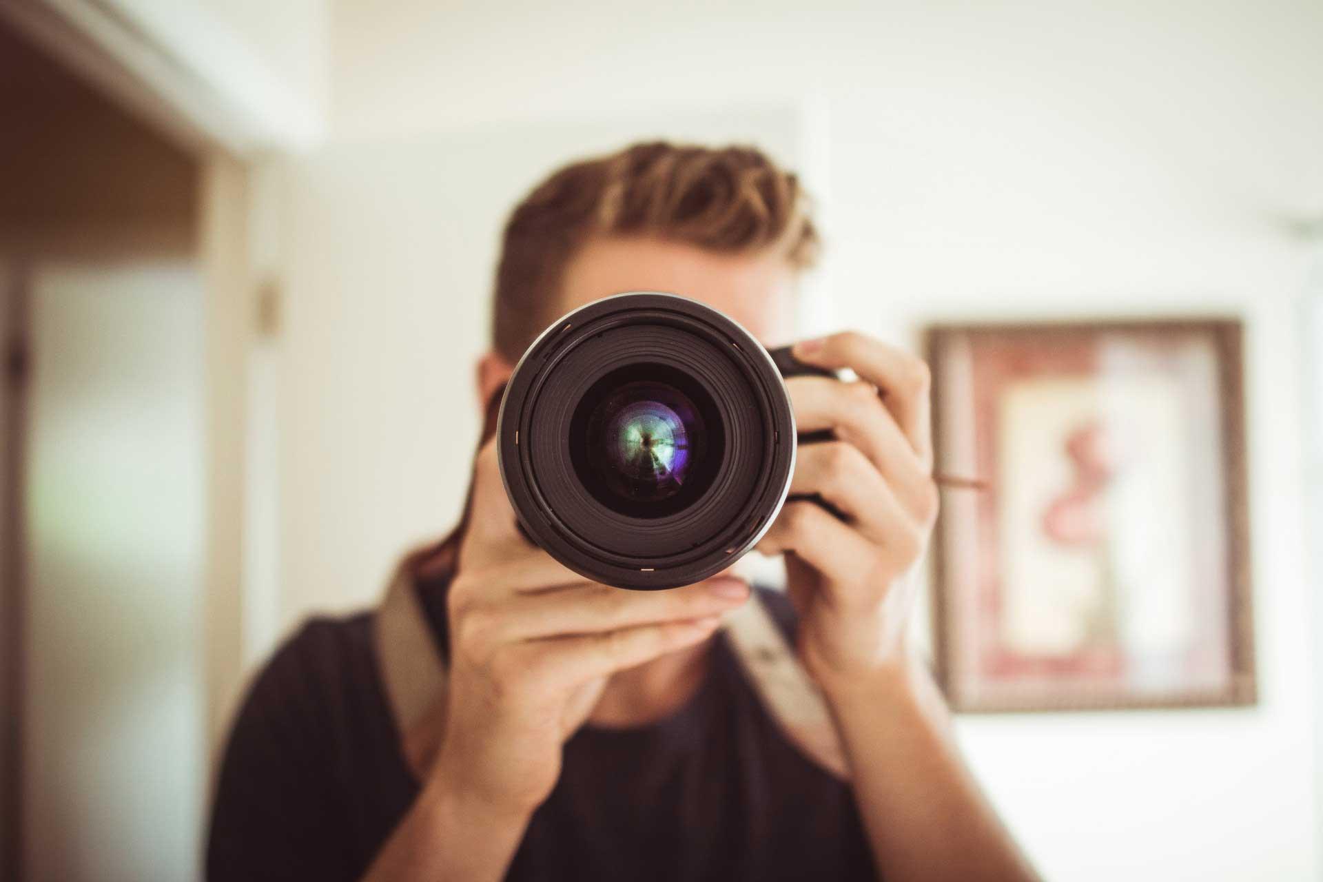 Formation photographie : faites de la photo votre métier.