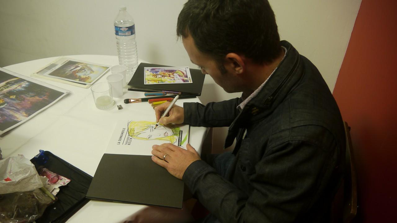 Formation illustrateur : travailler en agence ou à son compte