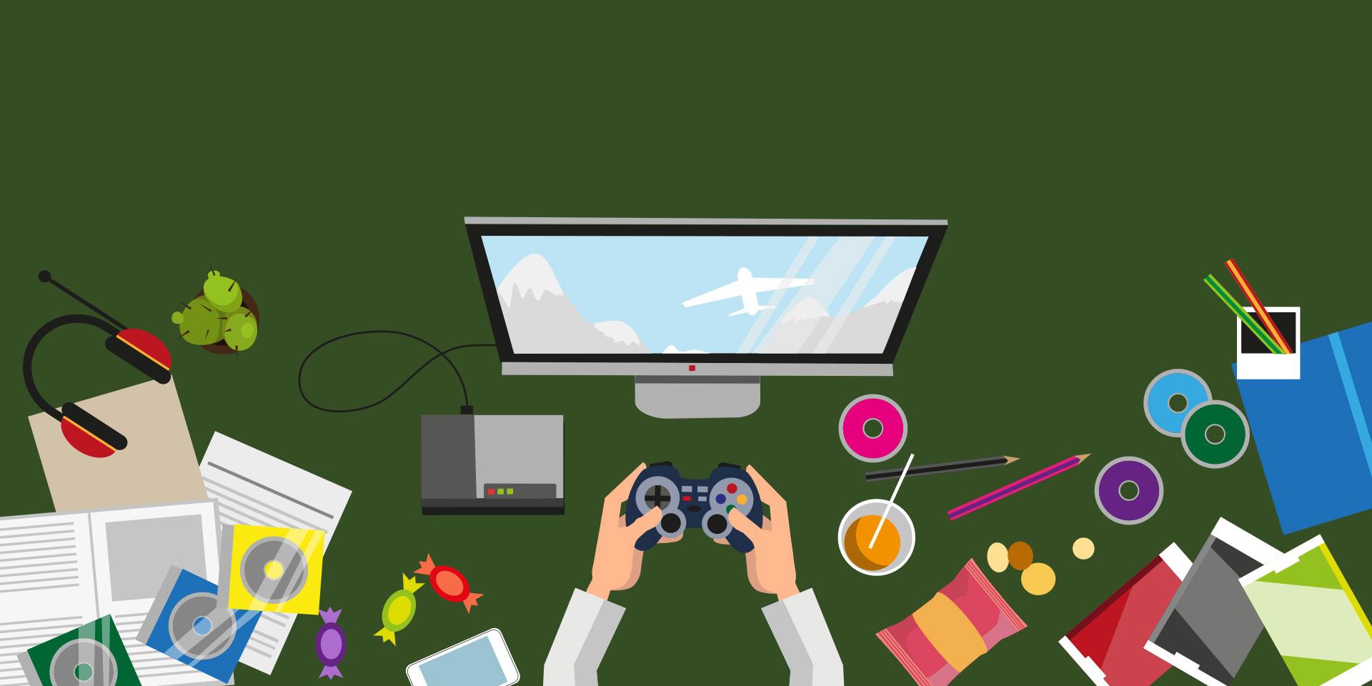 Game designer : gagner sa vie en concevant des jeux