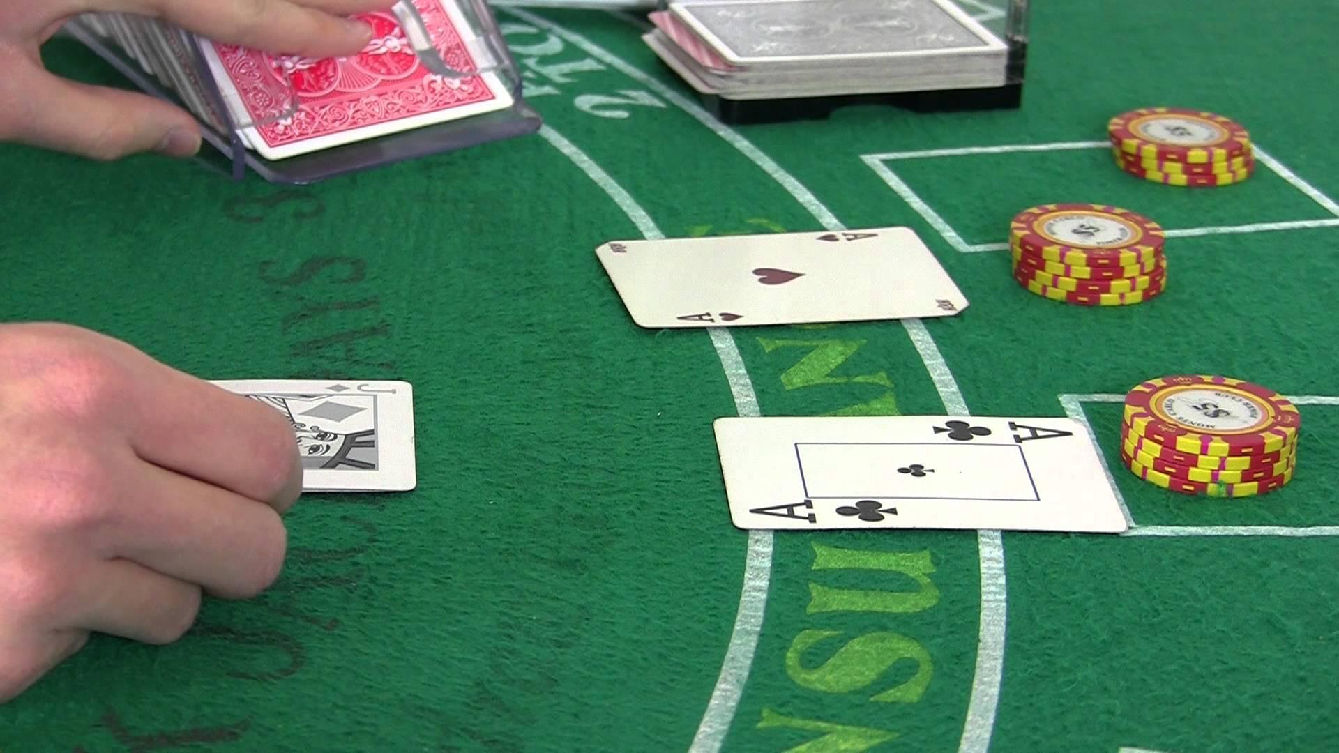Blackjack: comment s'y lancer correctement?