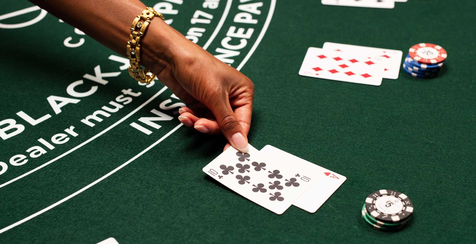 Blackjack : une fascination qui remonte à l'enfance