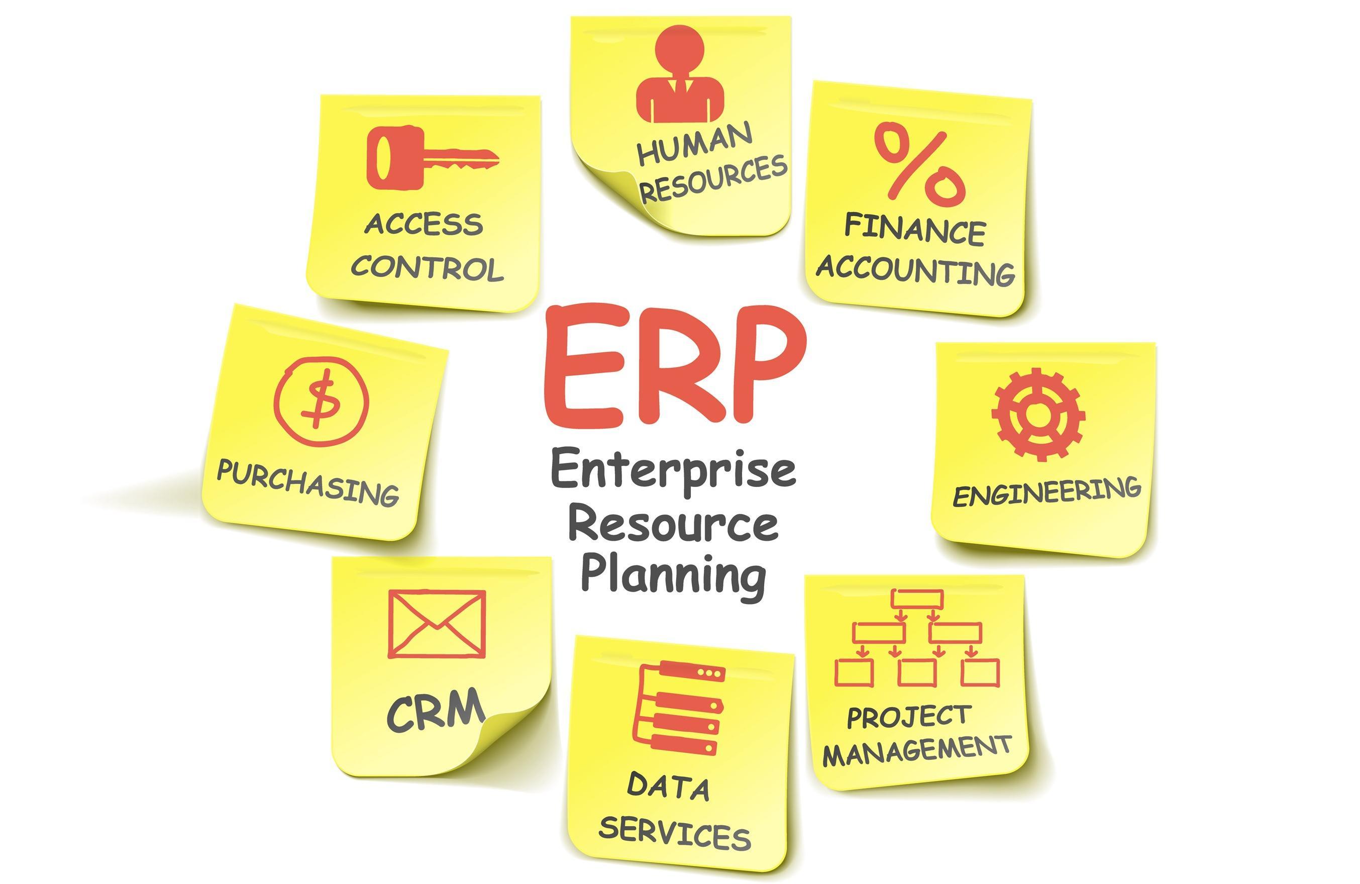 Information ERP : bien sélectionner son prestataire