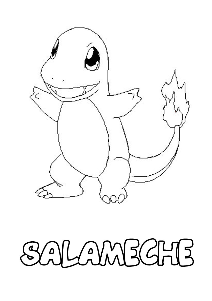Comment dessiner des pokemon - Dessins pokemon ...